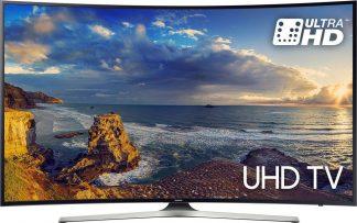 "49"" Curved Smart 4K TV UE49MU6202"