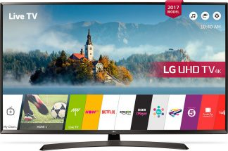 "55"" Smart TV UHD 4K 55UJ635V"