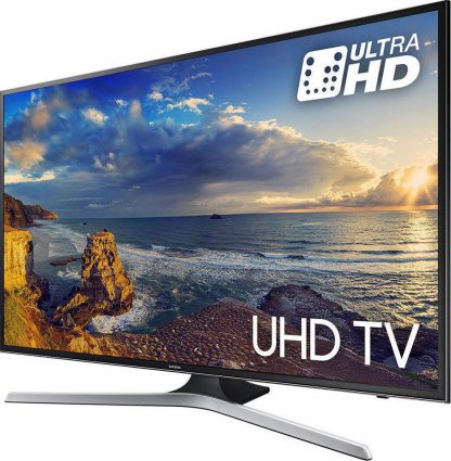 "50"" UE50MU6120 4K Ultra HD TV Smart"