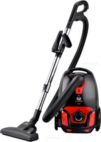 VL614E-A Μαύρο- Κόκκινο